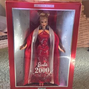 2000 Barbie, collector edition